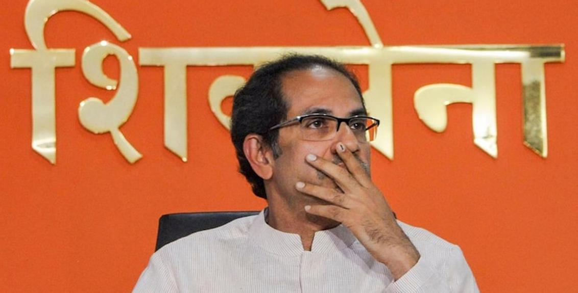Ashish shelar criticize shivsena