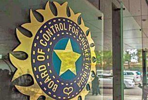 BCCI's decision regarding IPL