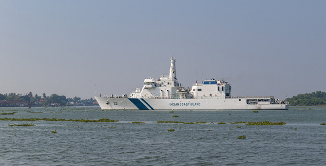 Recruitment of Assistant Commandant General in Indian Coast Guard