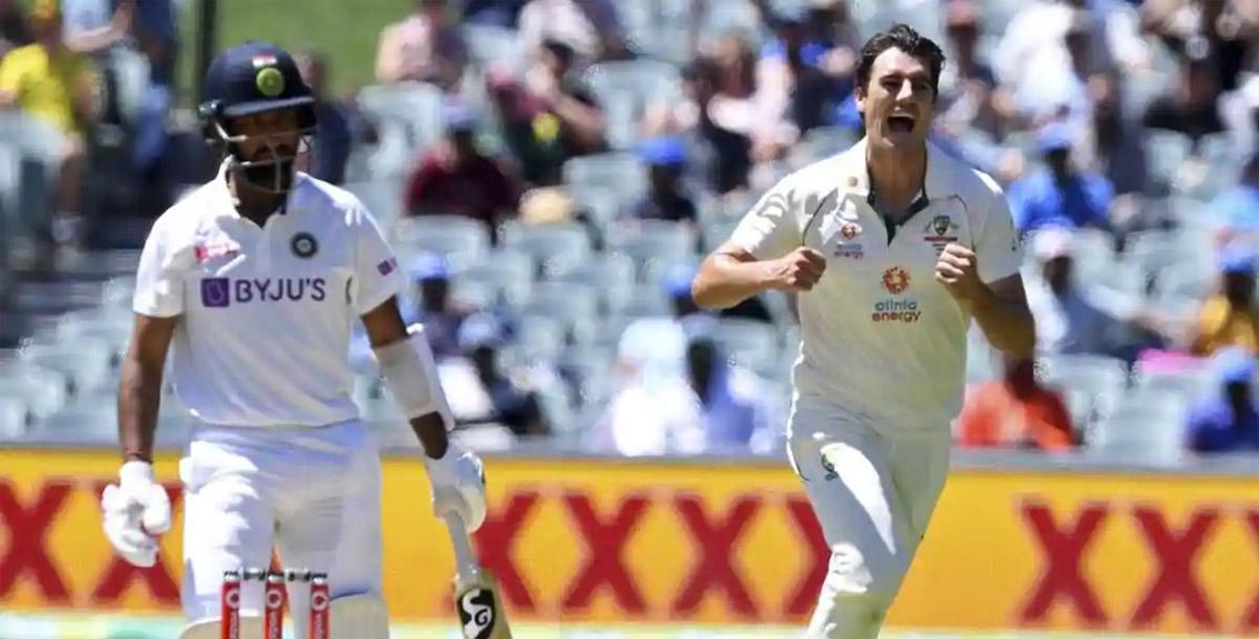 IND vs AUS 1st test match Day 3