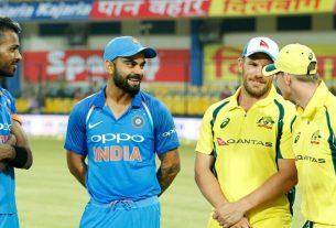 IND vs AUS 2nd T20I