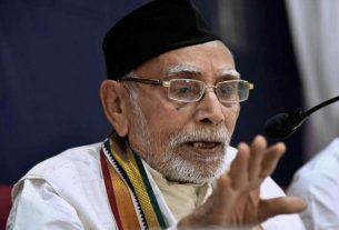 Former spokesperson of Rashtriya Swayamsevak Sangh M. G. Vaidya