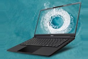 Nokia's first laptop entered in market