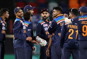 Ind vs Aus 1st T20I: Team India's victory over Australia
