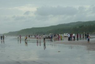 Three tourists drowned at Anjarle beach