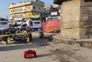 25 injured in Rawalpindi blast