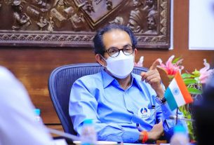 work together to increase ground water level - Chief Minister Uddhav Thackeray