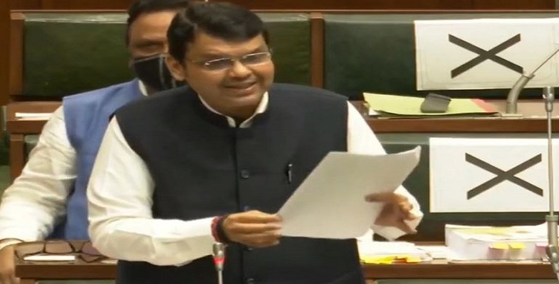 Devendra Fadnavis criticise the state government in the assembly on 'these' issues