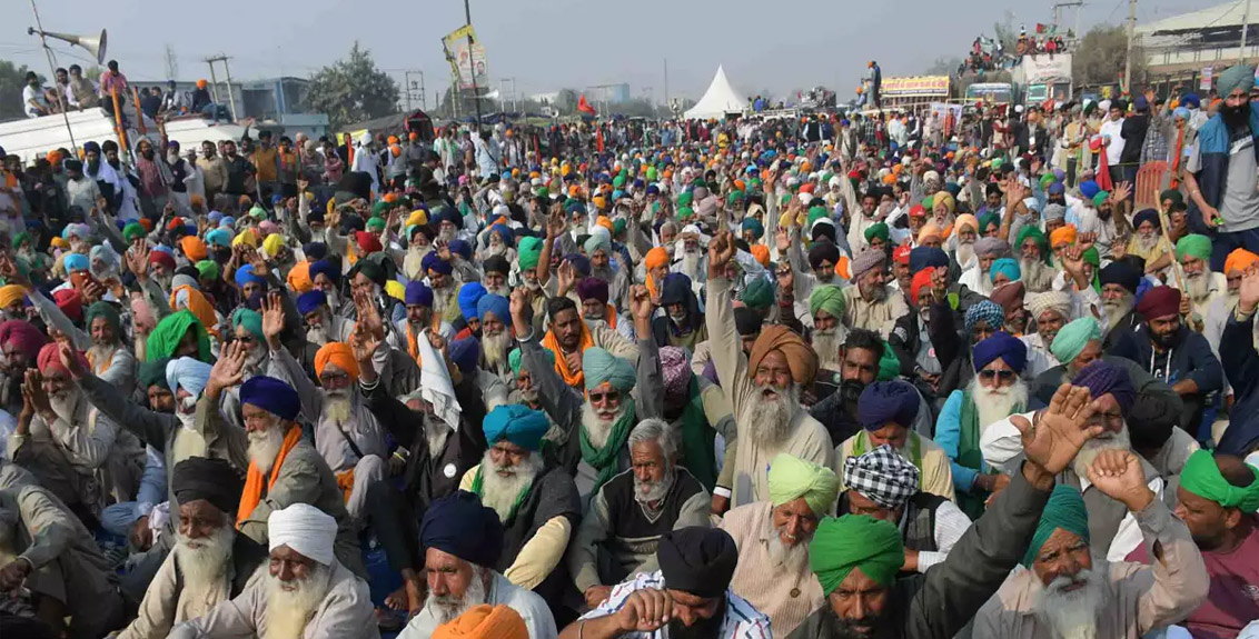Farmers ready to meet government on December 29