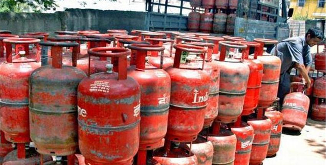Once again a big increase in the price of gas cylinders