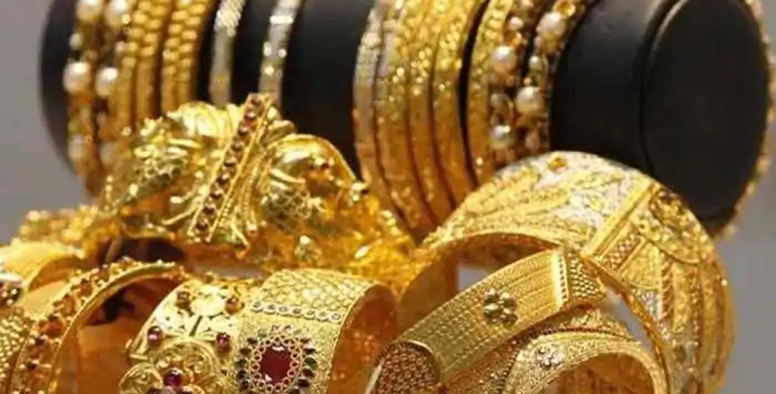 Gold will be given as a gift at a girl's wedding