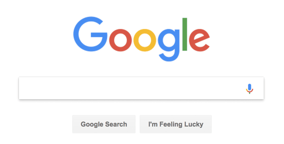 What happens if you type 'suicide' on Google?
