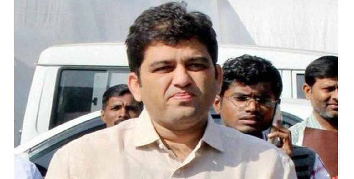 Former MLA Harshvardhan Jadhav arrested in Pune