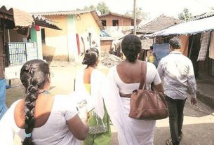 door-to-door screening for tuberculosis and leprosy patients across the state for a month