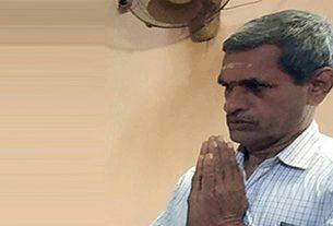 Senior RSS leader dies in road accident