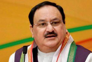 BJP president J.P. Nadda infected with corona