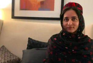 Karima Baloch's body was found under mysterious circumstances