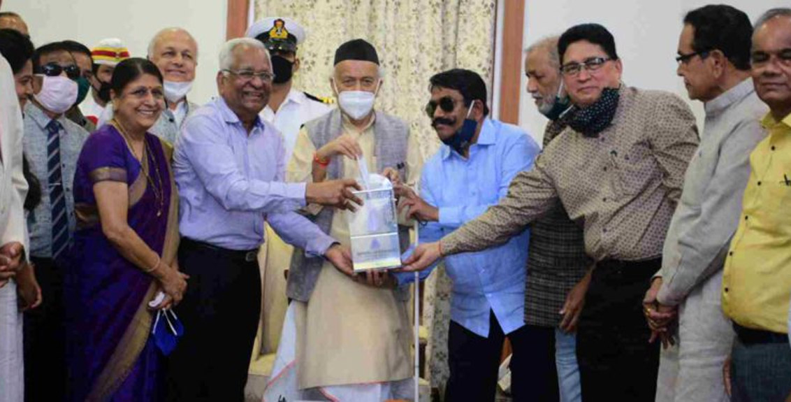 We will do our best to help the blind - Governor Bhagat Singh Koshyari