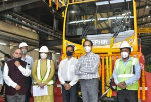 Mumbai Metro works should be completed in quality and on time - Chief Minister Uddhav Thackeray
