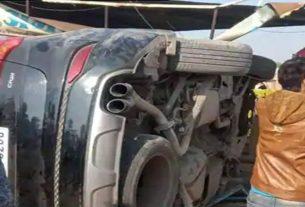 mohammad azharuddin accident in sawai madhopur