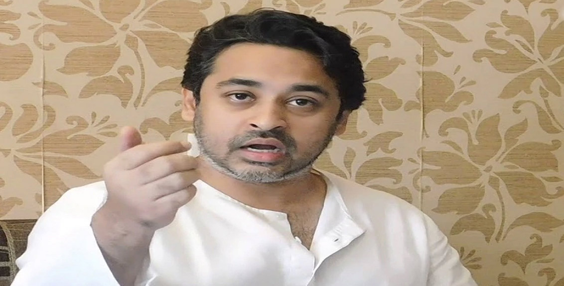 Nilesh Rane targets Thackeray government about maratha arkshan
