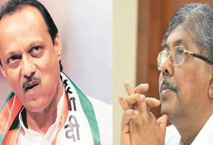 So no one should get excited, Chandrakant Patil replied to Ajit Pawar