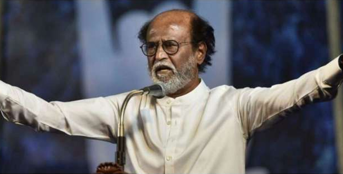 Superstar Rajinikanth will announce his political party on December 31