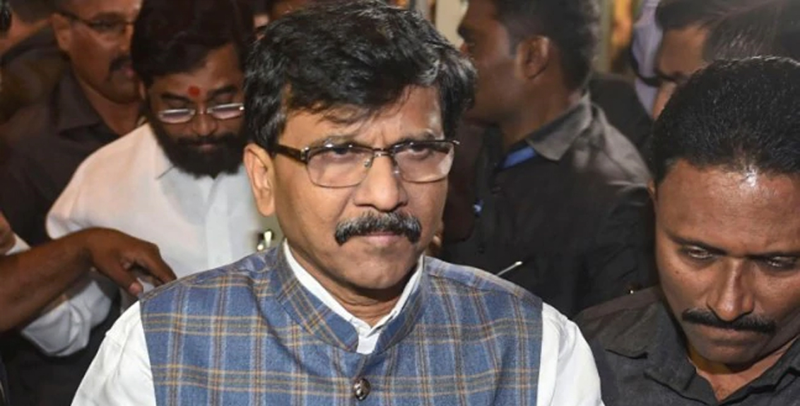 Sanjay Raut will be admitted to Lilavati Hospital today