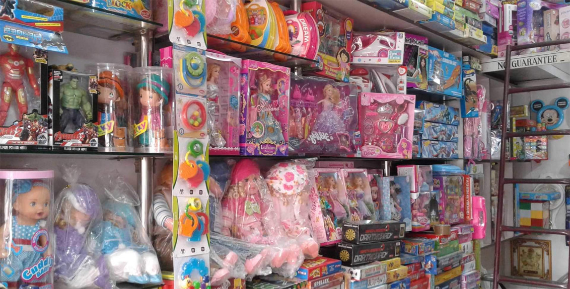 Toys for quality control must be marked 'ISI'