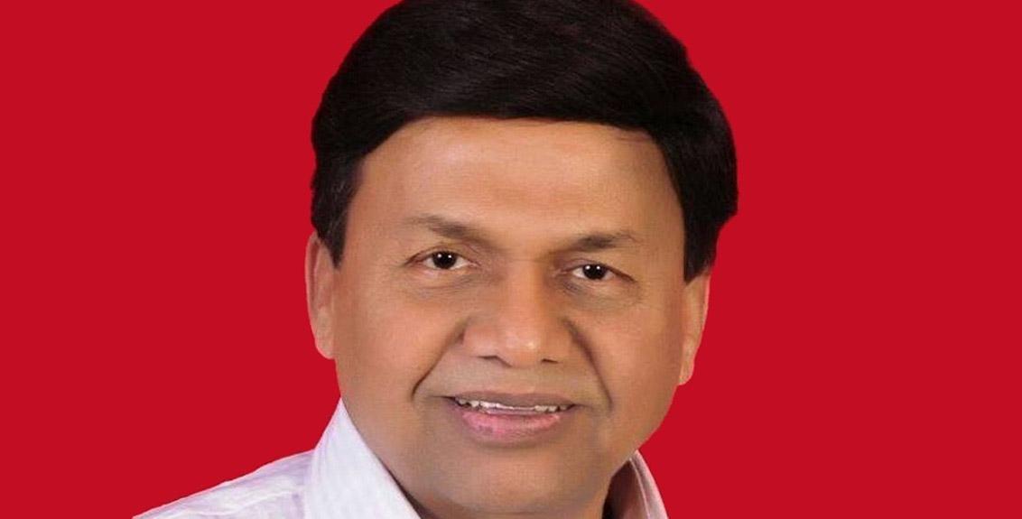 Corporator Vijay Baburao Shewale passed away