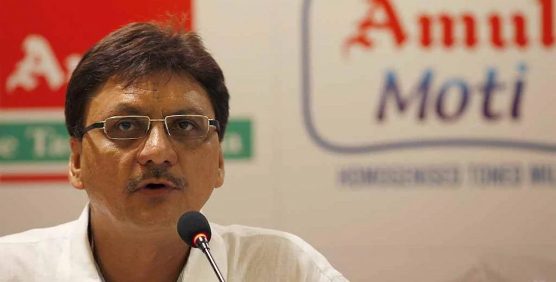 Amul scam: Former Gujarat Home Minister Vipul Chaudhary arrested