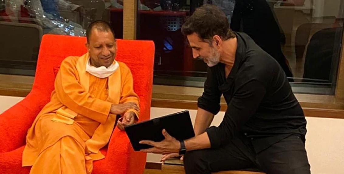 Bollywood will remain in Mumbai - Yogi Adityanath