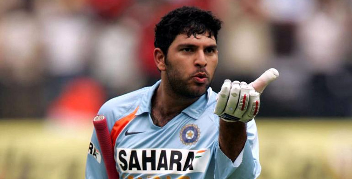 Yuvraj Singh wrote a message on the occasion of his birthday