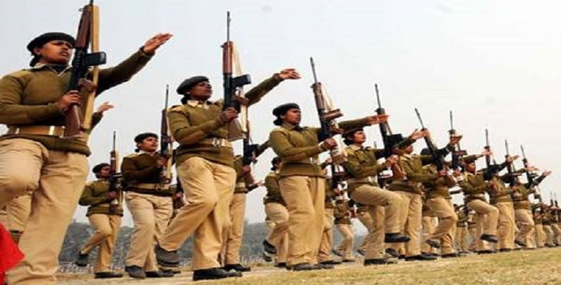 Army recruitment for women