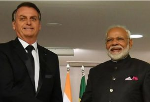 Brazilian President Bolsonaro tweeted a photo of Hanuman and thanked India