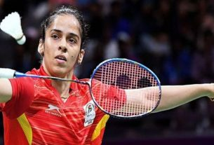 Saina Nehwal test corona positive