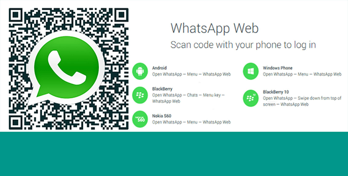 QR code alone is no longer enough for WhatsApp web login