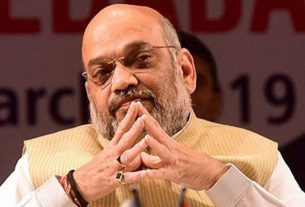 Congress demands immediate removal of Amit Shah from Home Ministry