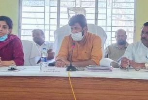 Minister of State Bachchu Kadu directed that work should be done for the development of Melghat