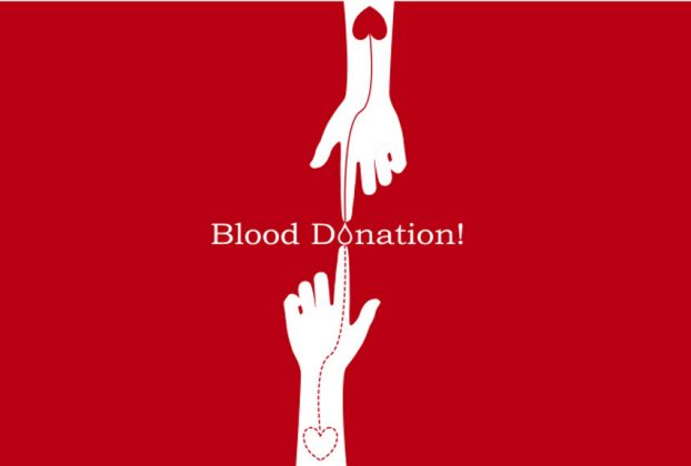 Blood donation camp at Talegaon Dabhade (Pune) on the occasion of Republic Day