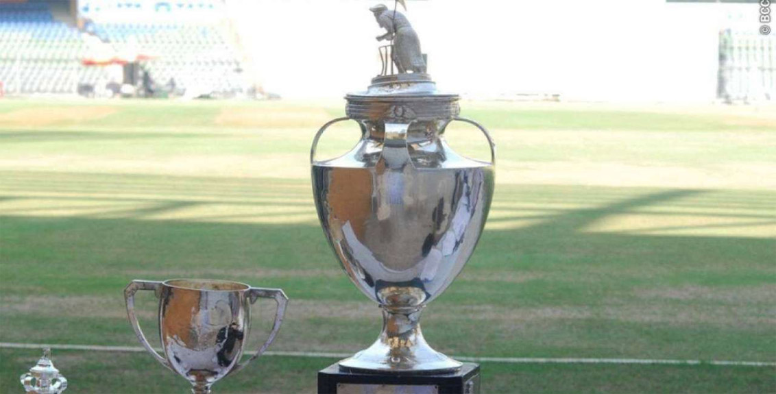 Ranji Trophy canceled for first time in 87-year history