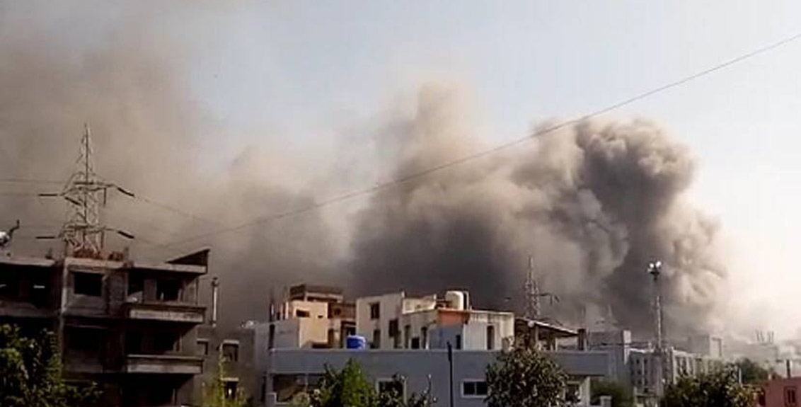 5 killed in serum fire, Health Minister Rajesh Tope said