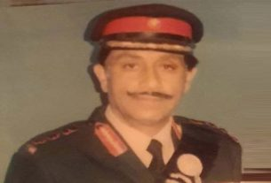 Colonel Shyamsinh Bhati dies