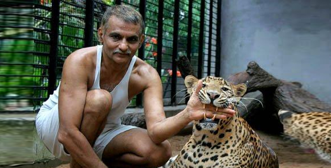 Social worker Dr. Prakash Amte infected with corona