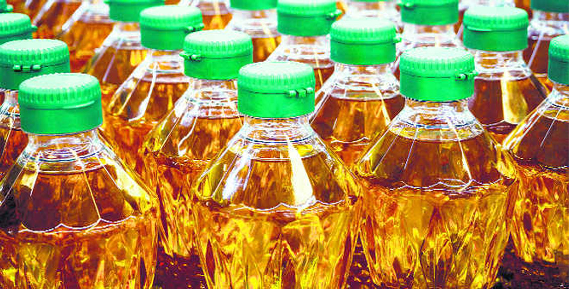 adulterated edible oil