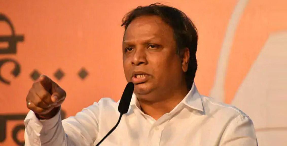 BJP Leader Ashish Shelar Slams Shiv Sena For Supporting Farmers Protest