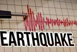earthquake in many parts of northern india including delhi