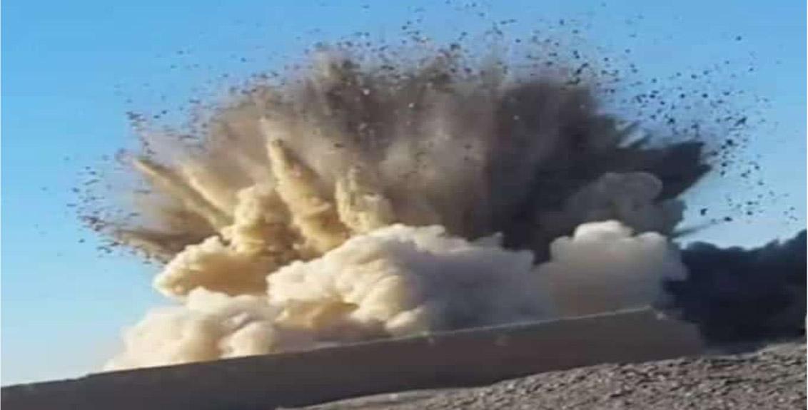 explosion during bomb making class kills 30 terrorists