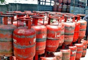 Rise in the price of domestic gas cylinders once again