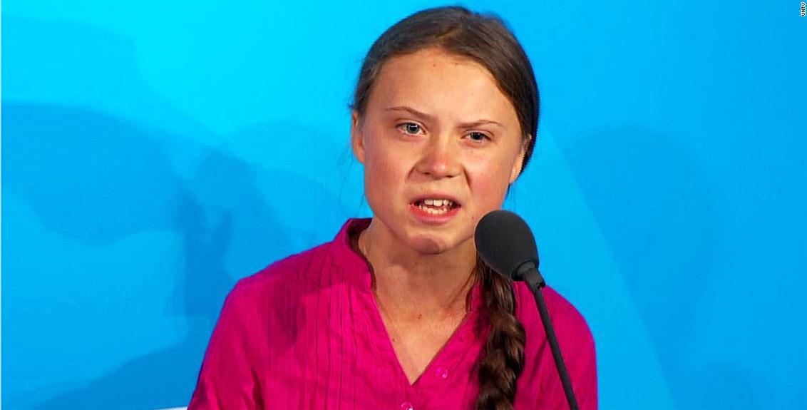 Greta Thunberg's reaction after Delhi Police filed an FIR